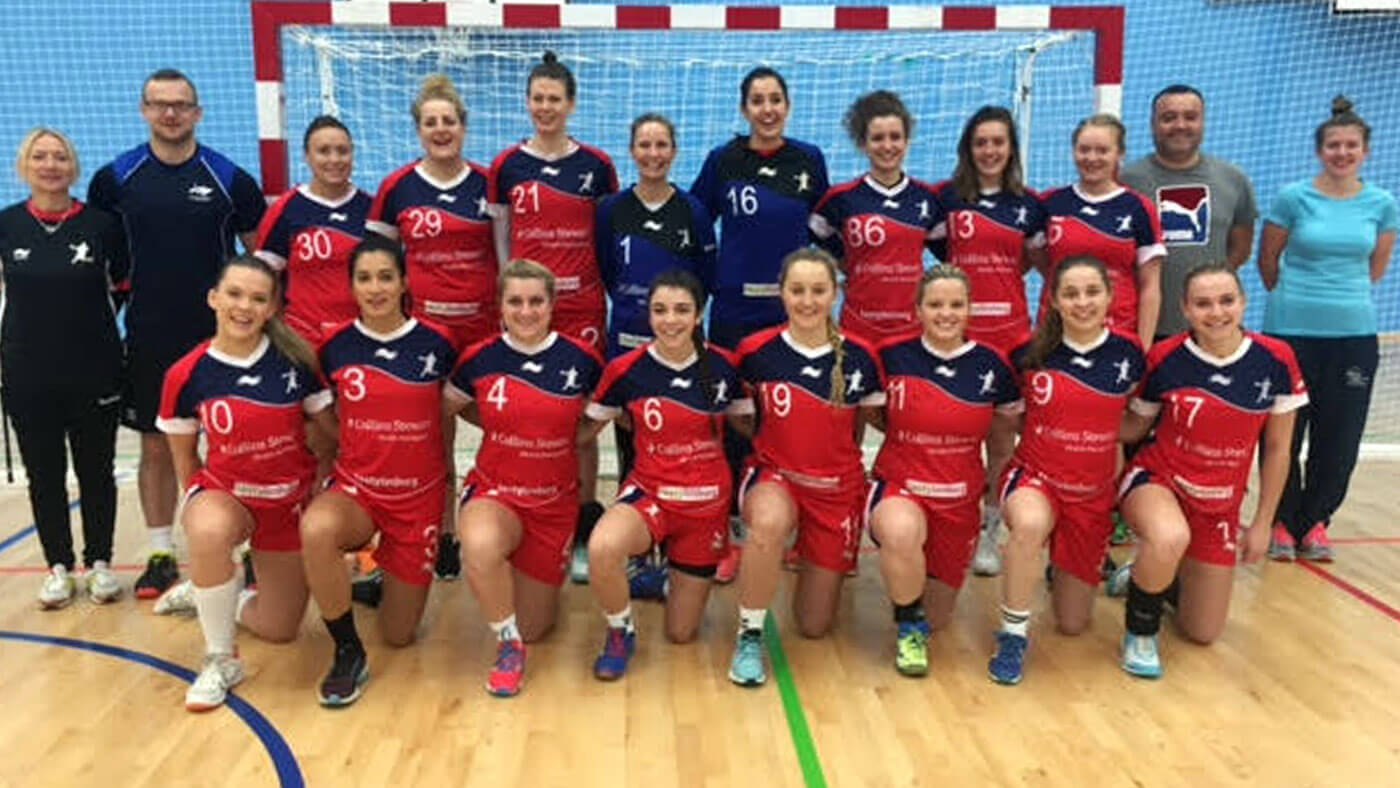 GB Women's Handball Team