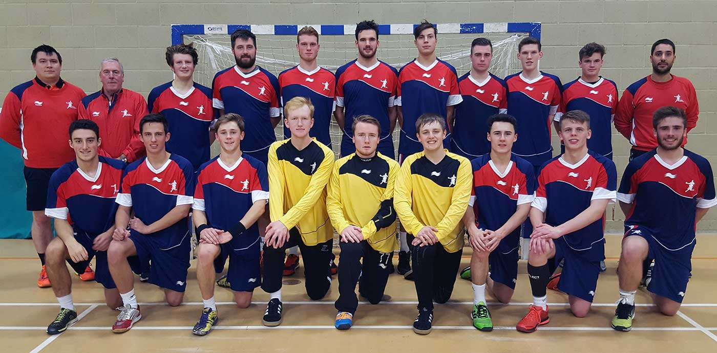 GB Men's Under 21 Handball Team
