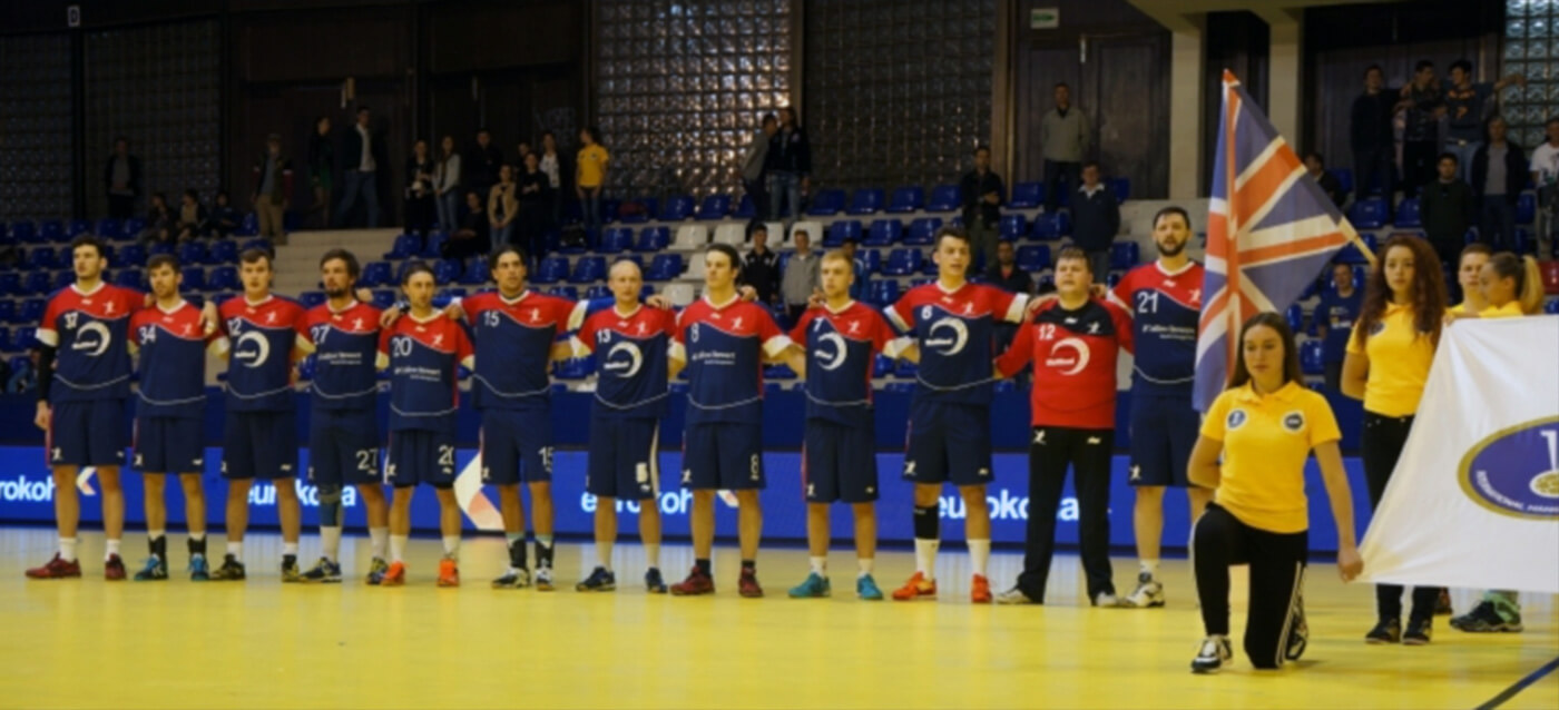 GB Men's Handball Team
